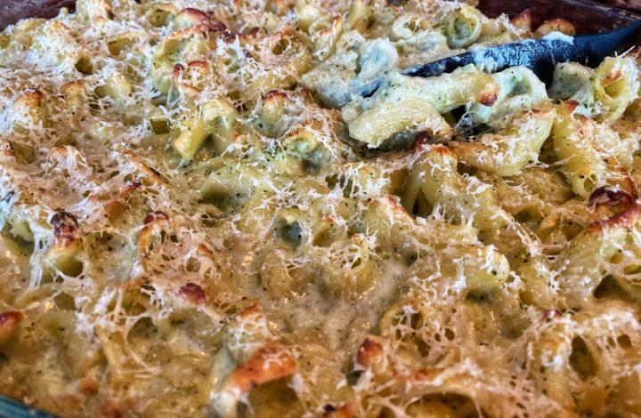 Makaroni cheese