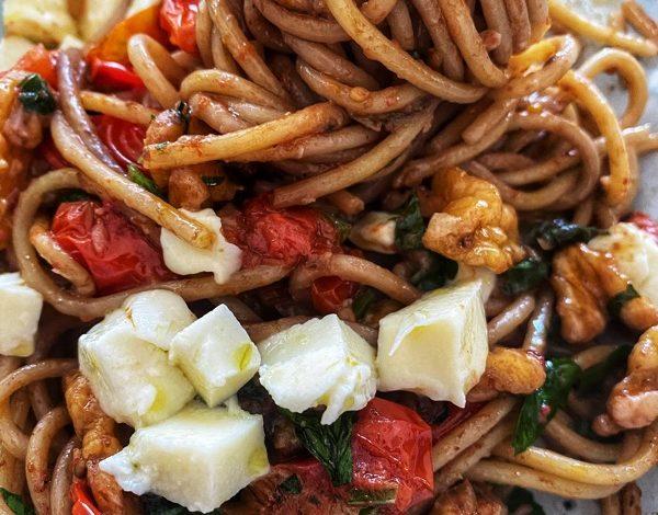 Spagettilunch