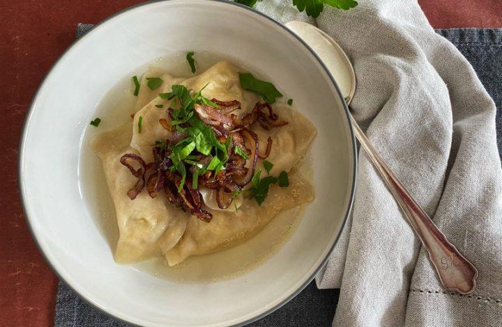 Ryska dumplings